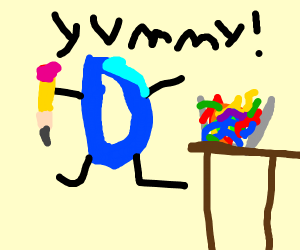 Drawception D literally drinking drawings