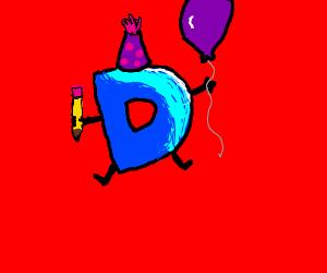 Happy B-Day Drawception!!