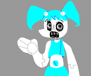 Jenny from My Life as a Teenage Robot?
