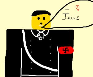 Roblox Hitler loves jews