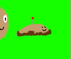 potato mine from plants vs zombies