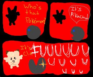 "the ""who's that pokemon"" vine"