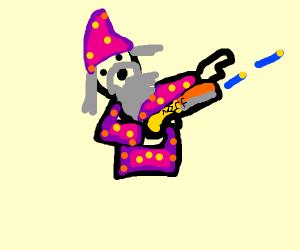 a nerfed wizard