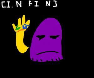 Anime Thanos