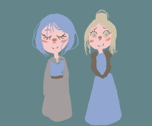 Two scary sisters