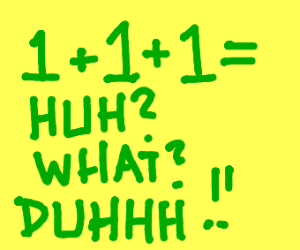 If math be more like what do?