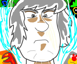 Shaggy takes over Drawception