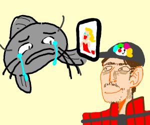 a catfish just a catfish
