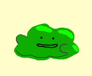 green ditto