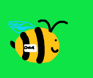 A bee named Dave