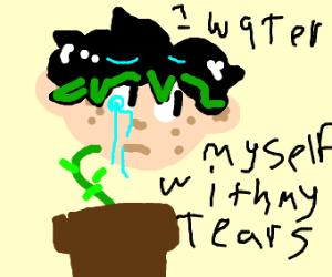 Deku is a plant