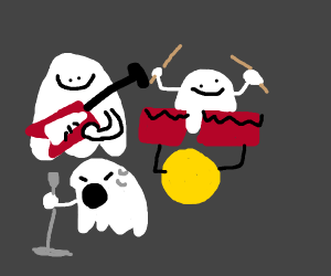 Ghost Band Performance