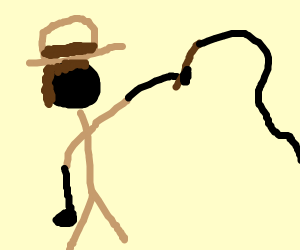 Dark indiana jones