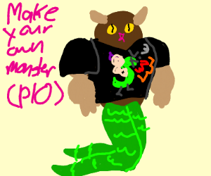 Make your own monster PIO