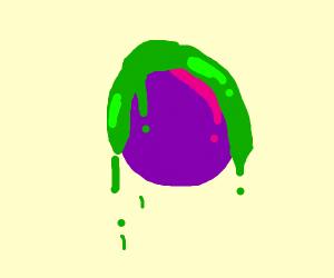 Slimy Grape