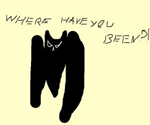 Jealous Bat