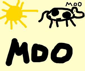 SunCow Moos