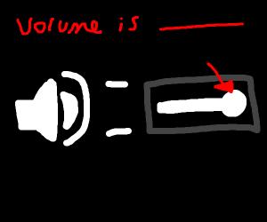 volume: full