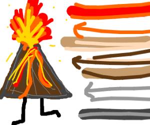 Fast Volcano
