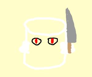 Killer Marshmallow