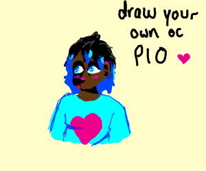 pass it on draw you oc