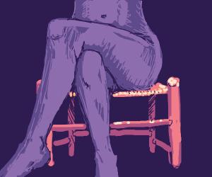 Sexy Sitting