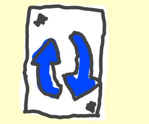 Uno Reverse Card Drawception