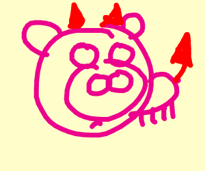Pig devil