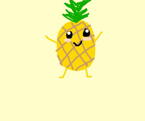 Pineapple-man
