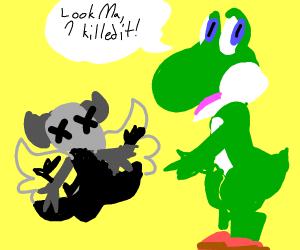 Yoshi kills you