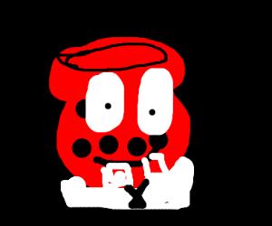 spongebob and kool aid's son