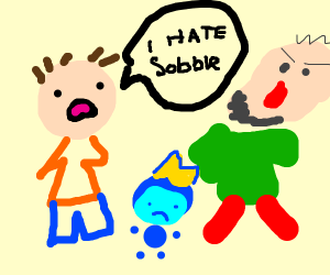 Man is offended that someone hates Sobble