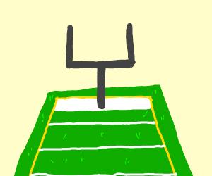touchdown football goal thingy