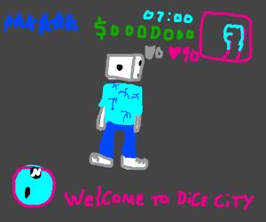 GTA Dice City