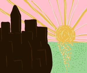 City of the Setting Sun
