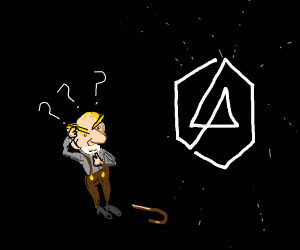 Confused man needs help with Linkin Park