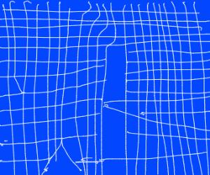 A blueprint of Newyork