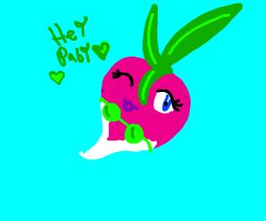 Seductive radish
