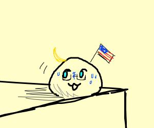 america is alittle on edge