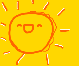 Crusty Sun