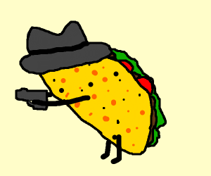 Mafia taco