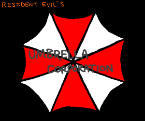 Umbrella Cooperation from Resident Evil