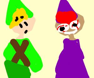 Link Meets Lonk