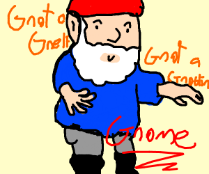 YOUVE BEEN GNOMED is a dead meme