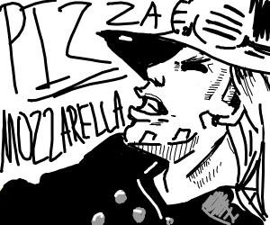 JoJo pizza song