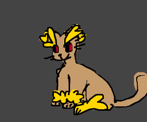 Cougar Lopunny