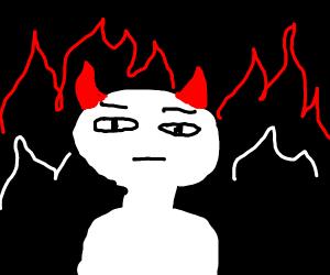 Fired Demon