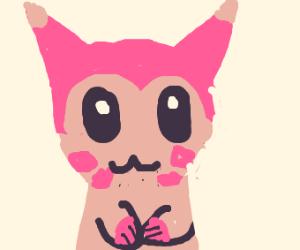 Pink Furret