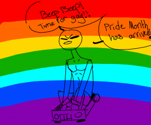 Pride month has arrived