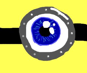 Minion eye